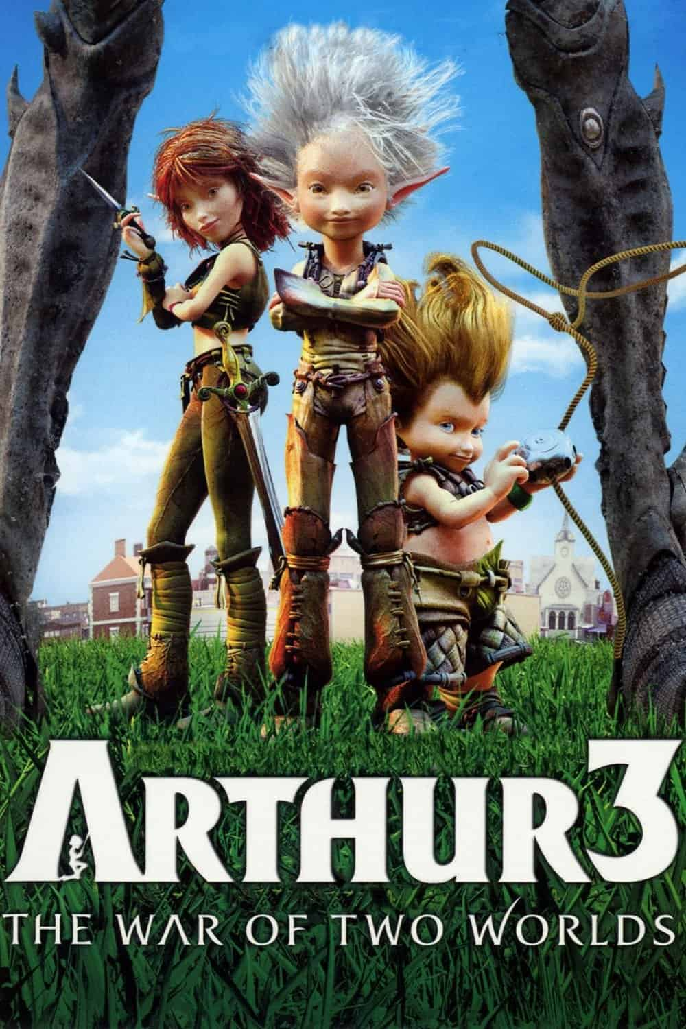 Arthur 3: The War of the Two Worlds, 2010