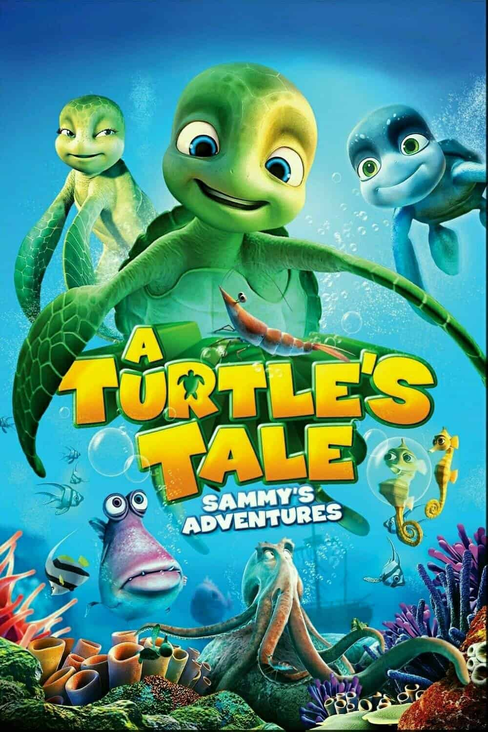 A Turtle's Tale: Sammy's Adventures, 2010
