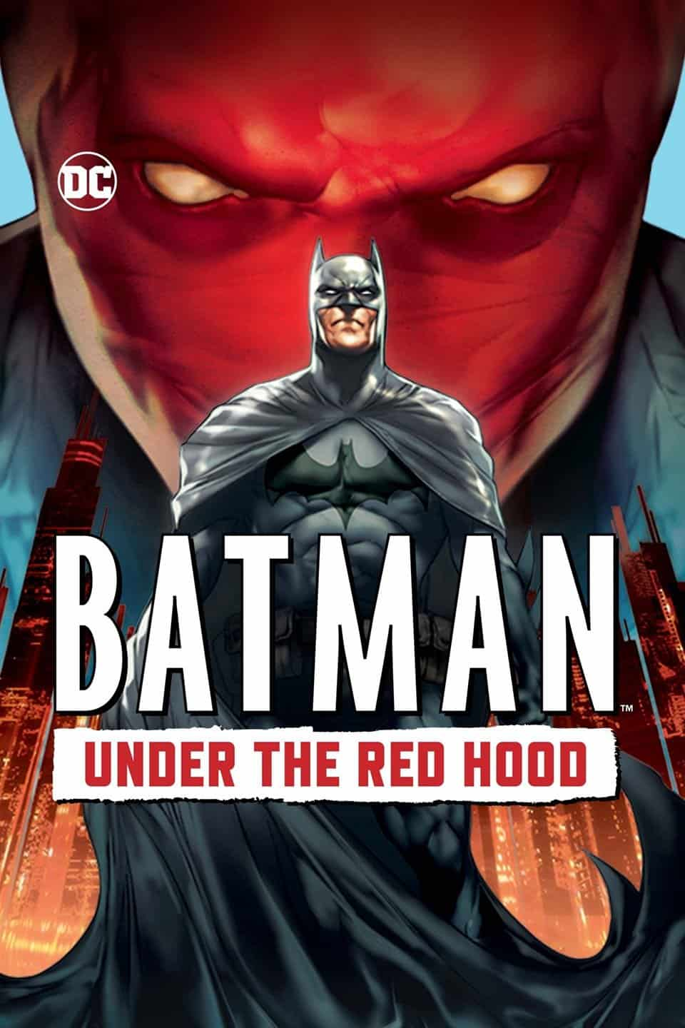 Batman: Under the Red Hood, 2010