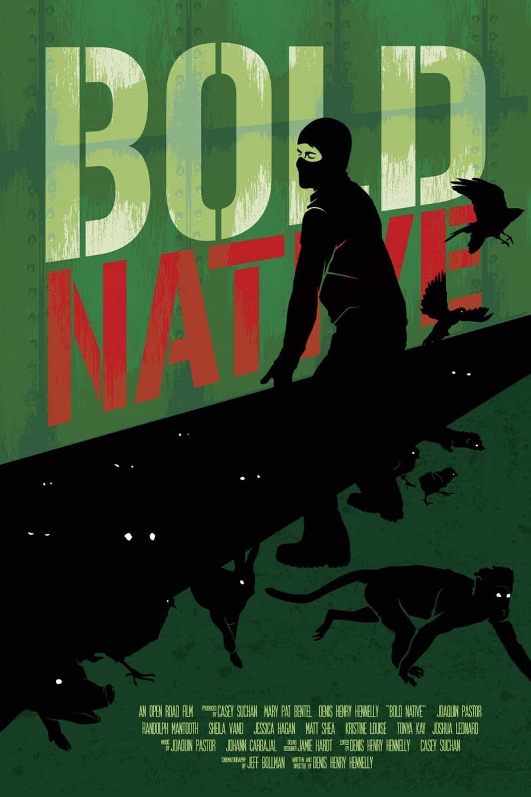 Bold Native, 2010