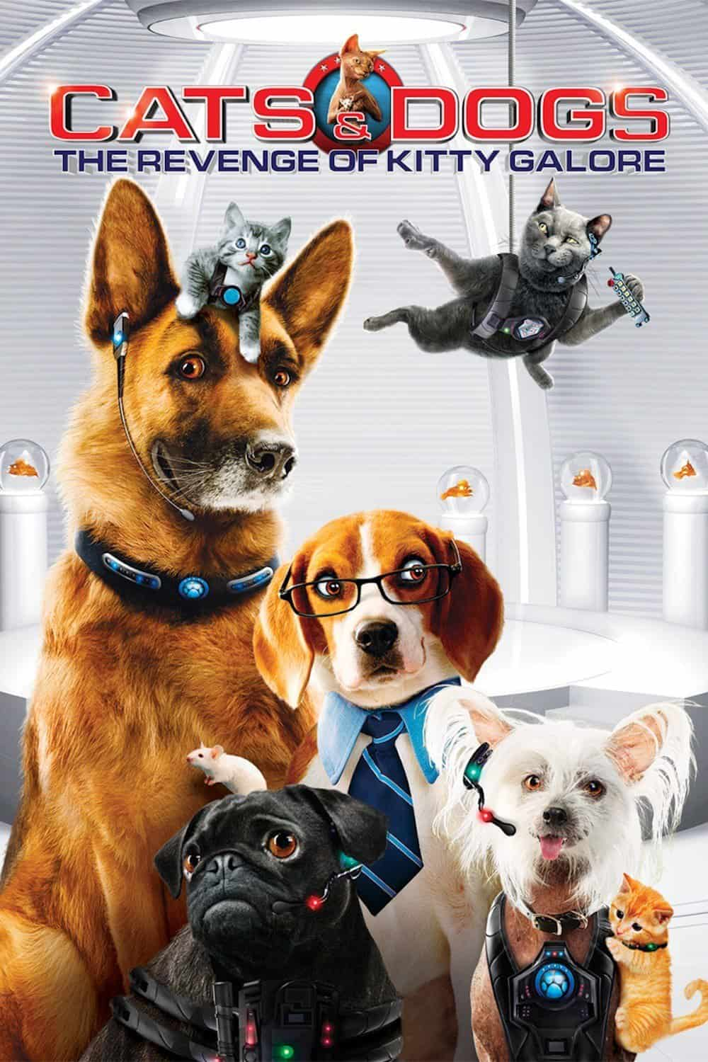 Cats and Dogs: The Revenge of Kitty Galore, 2010