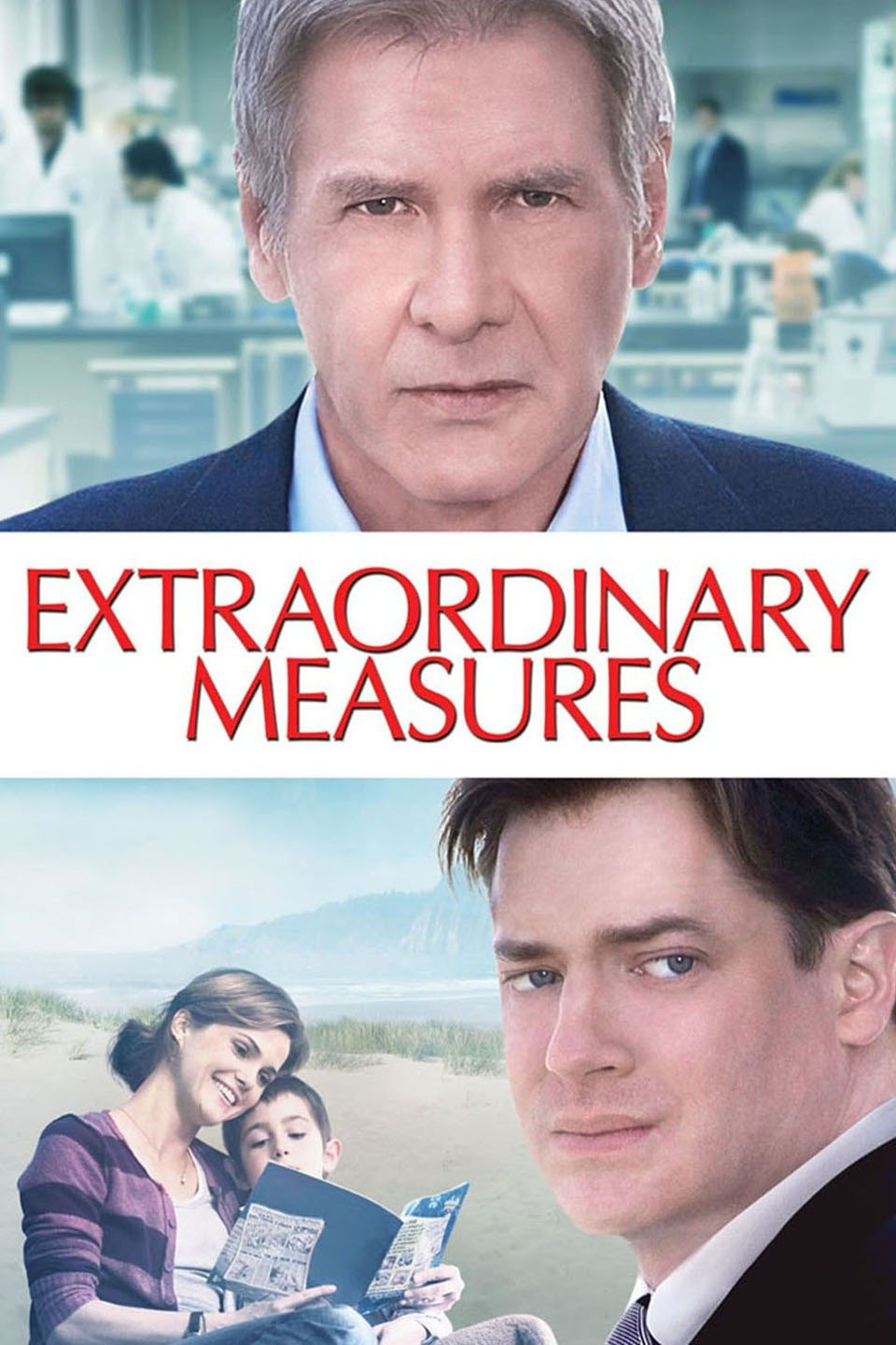 Extraordinary Measures, 2010