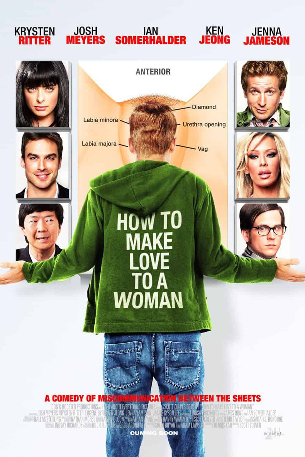 How to Make Love to a Woman, 2010