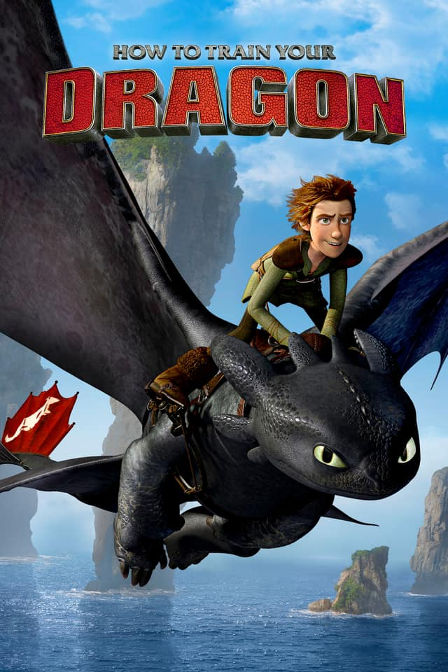 How to Train Your Dragon,2010