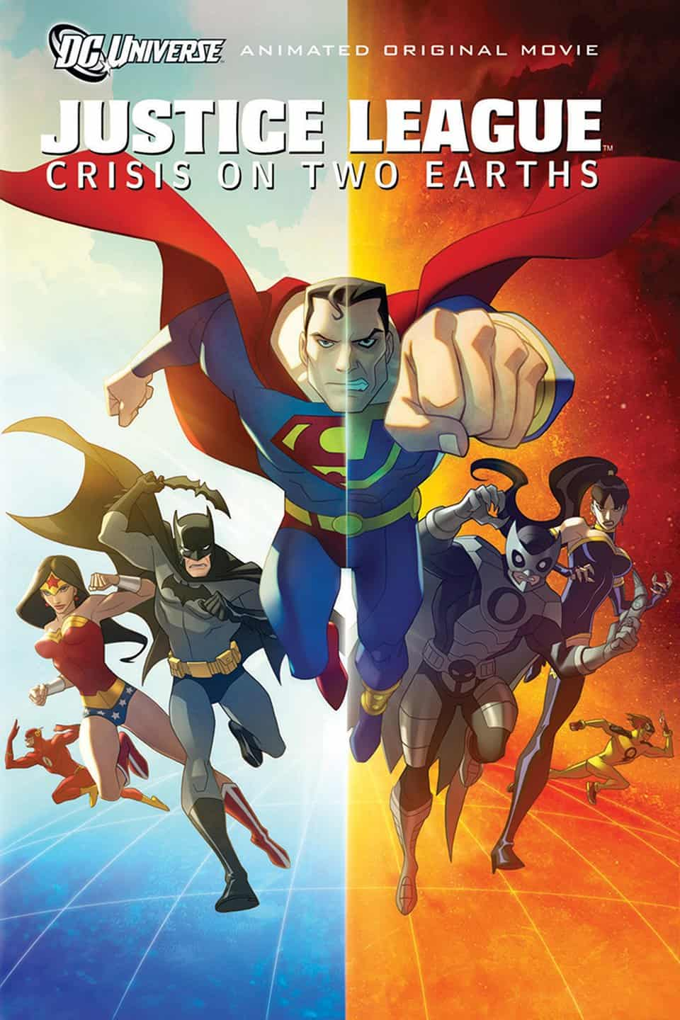 Justice League: Crisis on Two Earths, 2010