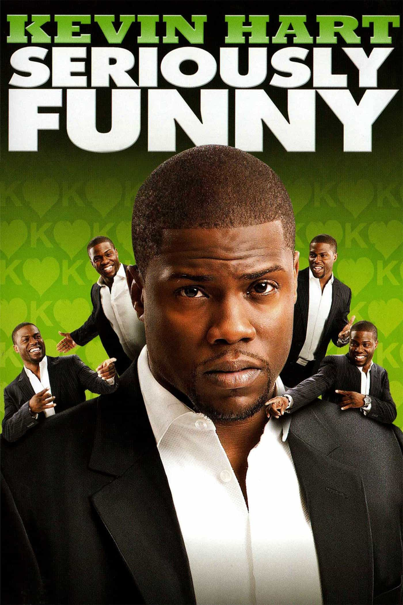 Kevin Hart: Seriously Funny, 2010