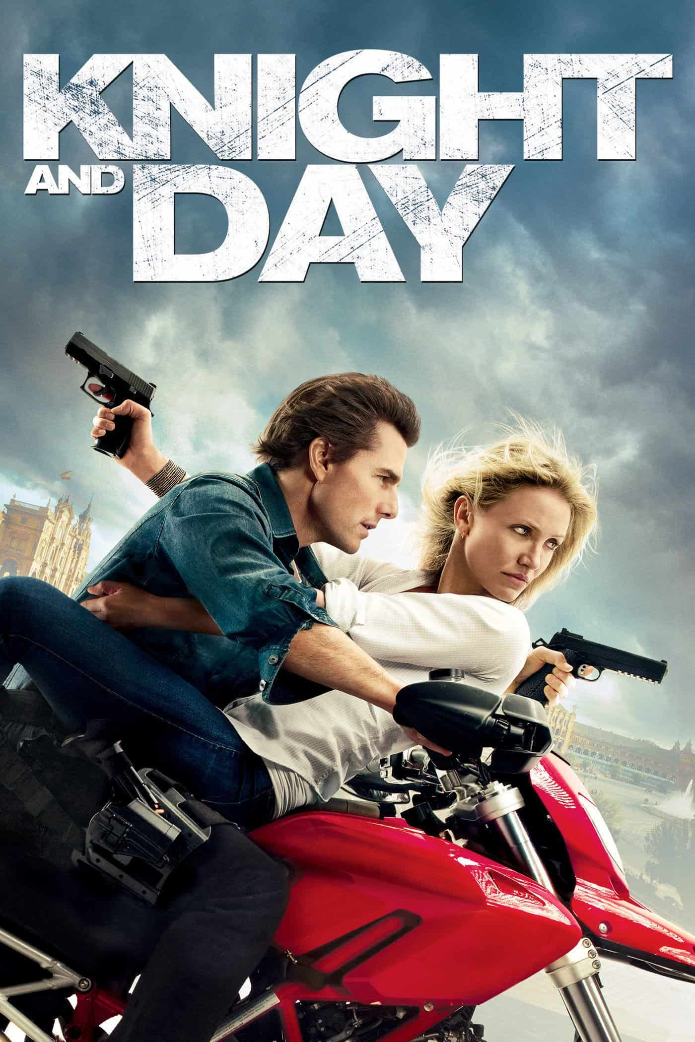 Knight and Day, 2010