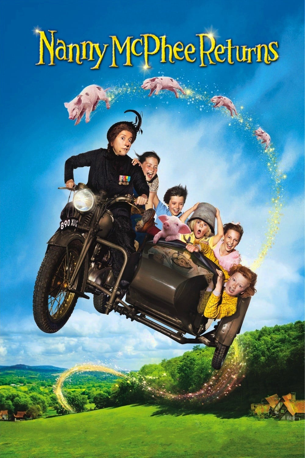 Nanny McPhee and the Big Bang, 2010