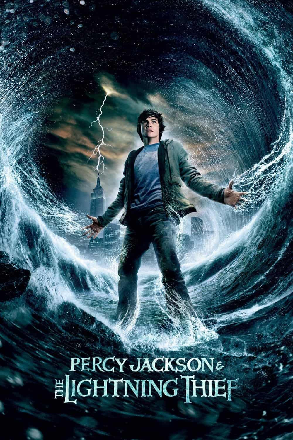 Percy Jackson and the Olympians: The Lightning Thief, 2010