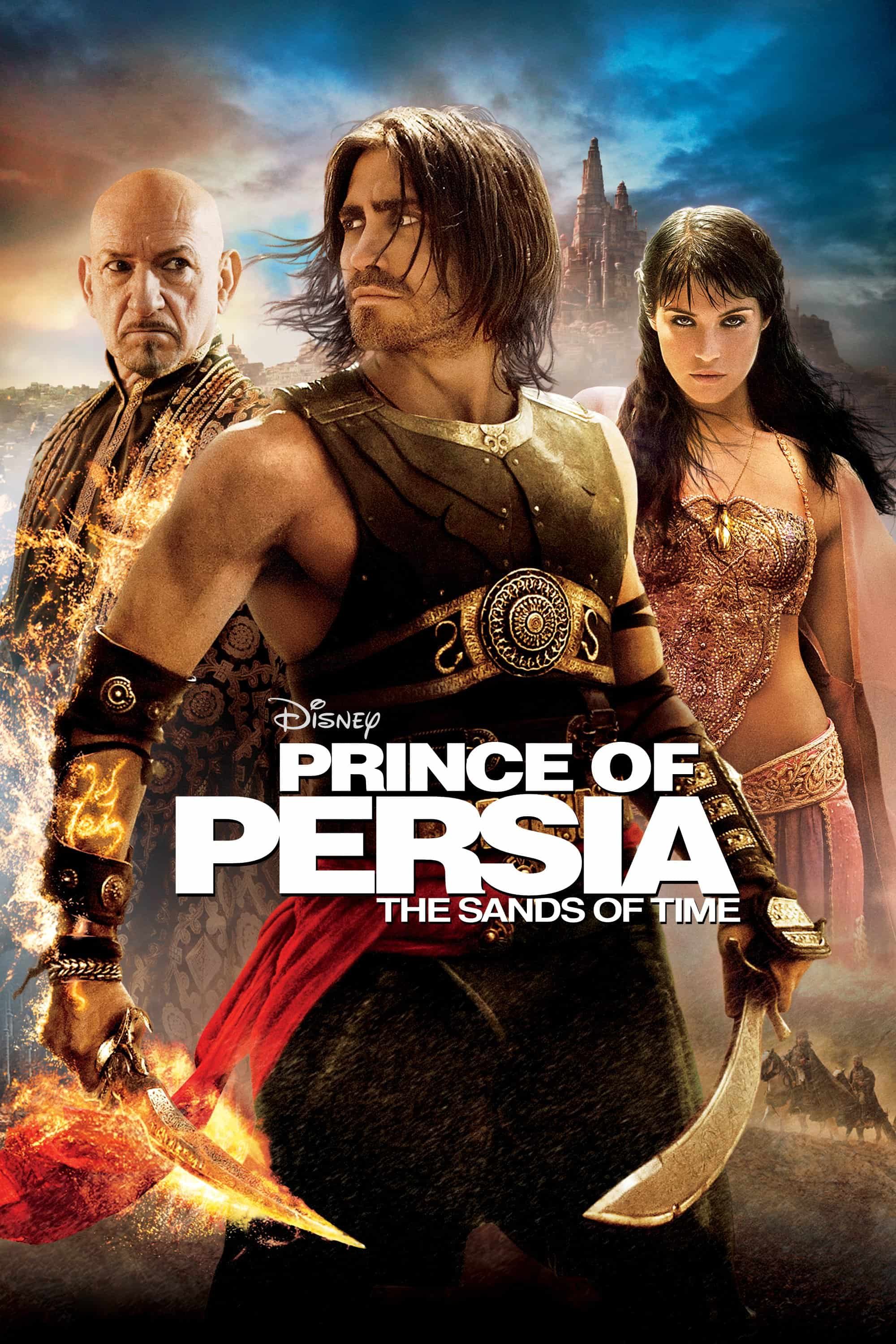 Prince of Persia: The Sands of Time, 2010