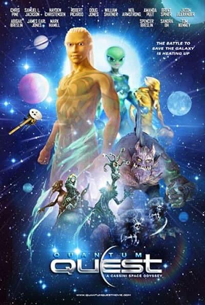 Quantum Quest: A Cassini Space Odyssey, 2010