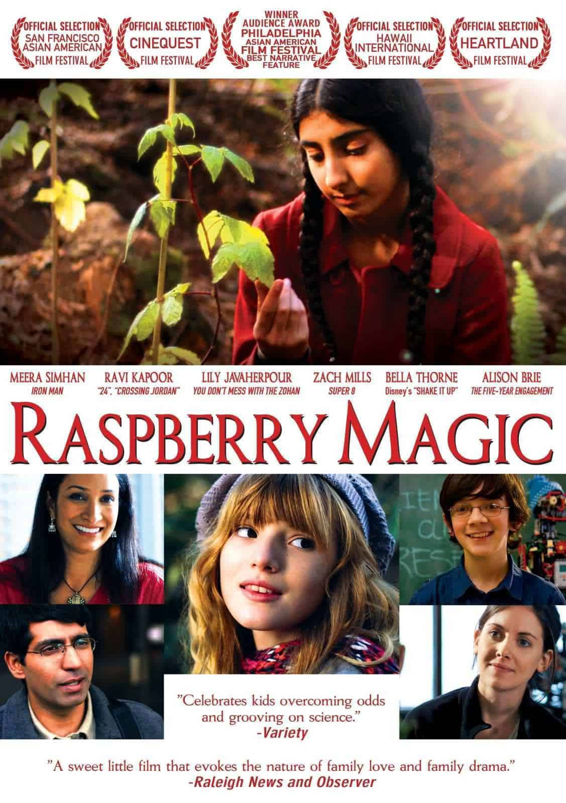 Raspberry Magic, 2010