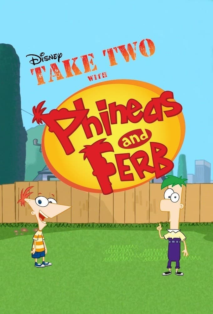 Take Two with Phineas and Ferb, 2010