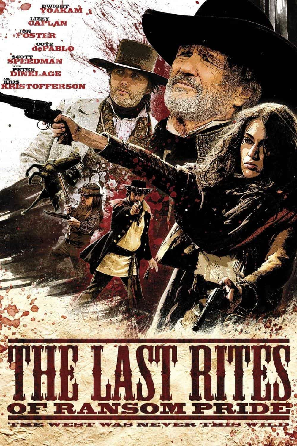 The Last Rites of Ransom Pride, 2010