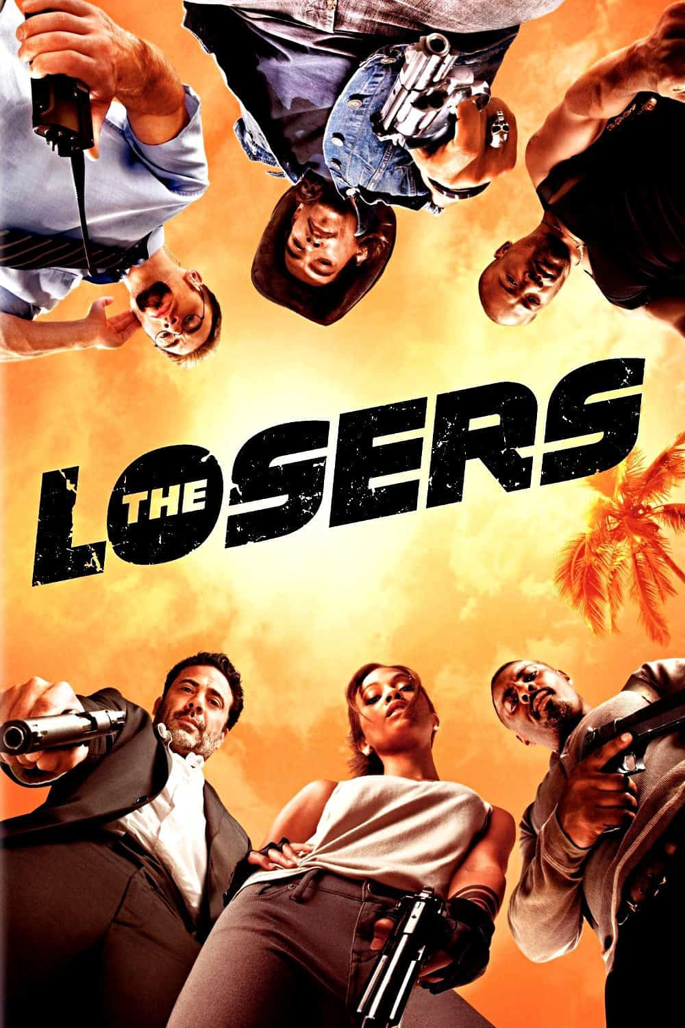 The Losers, 2010