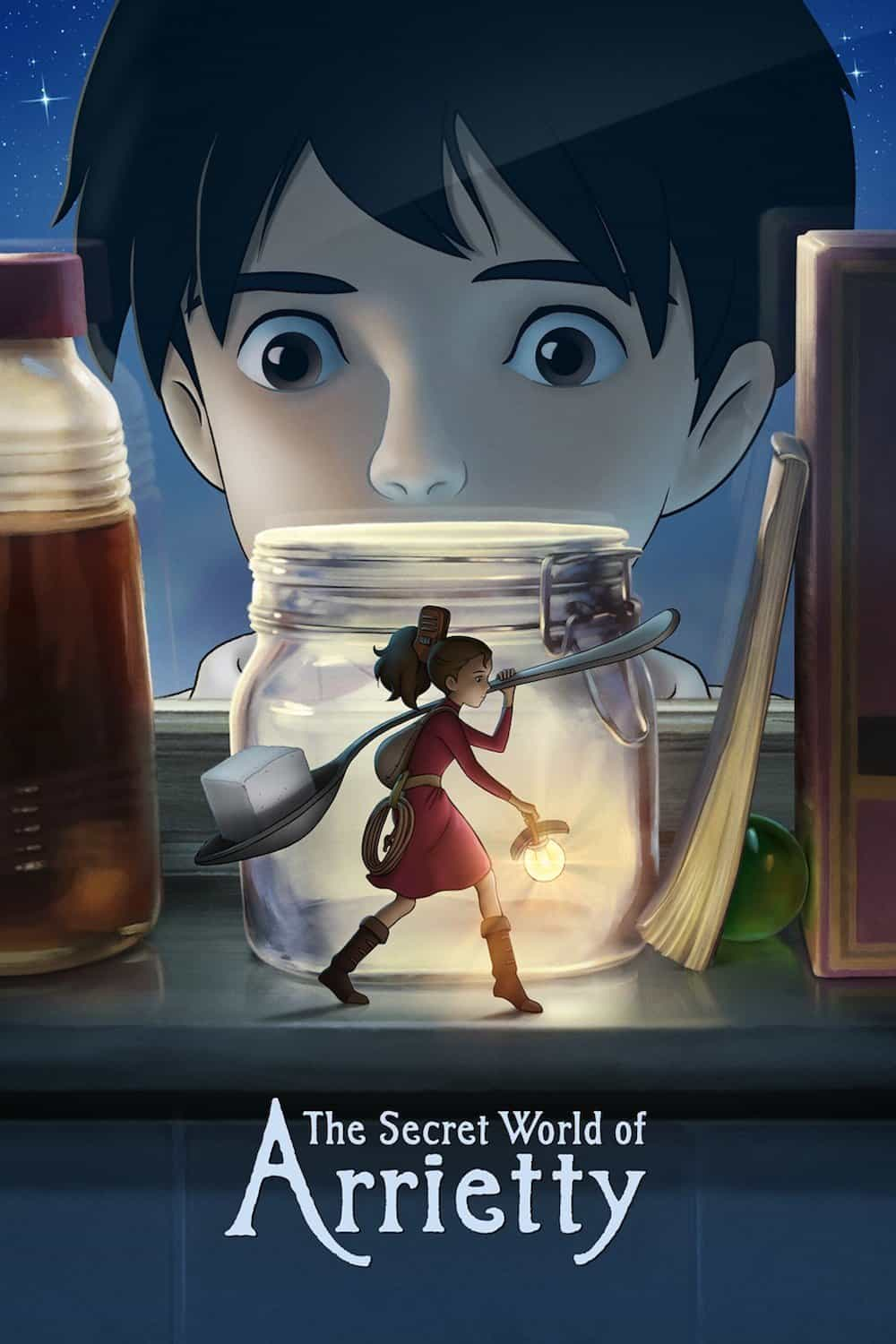 The Secret World of Arrietty, 2010