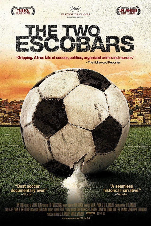 The Two Escobars,2010