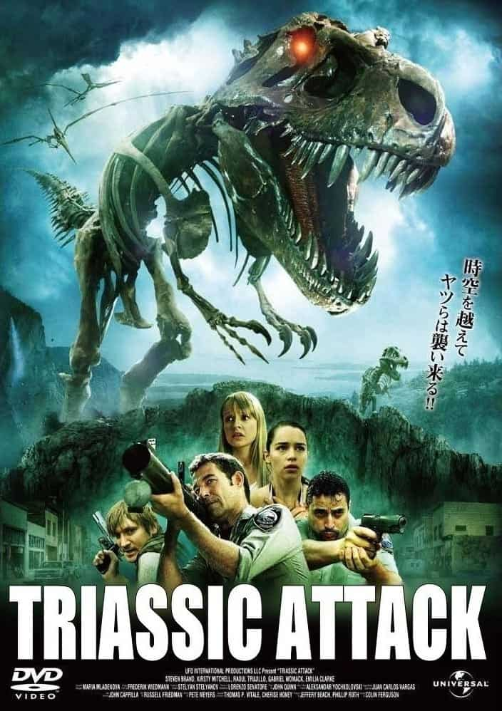 Triassic Attack, 2010