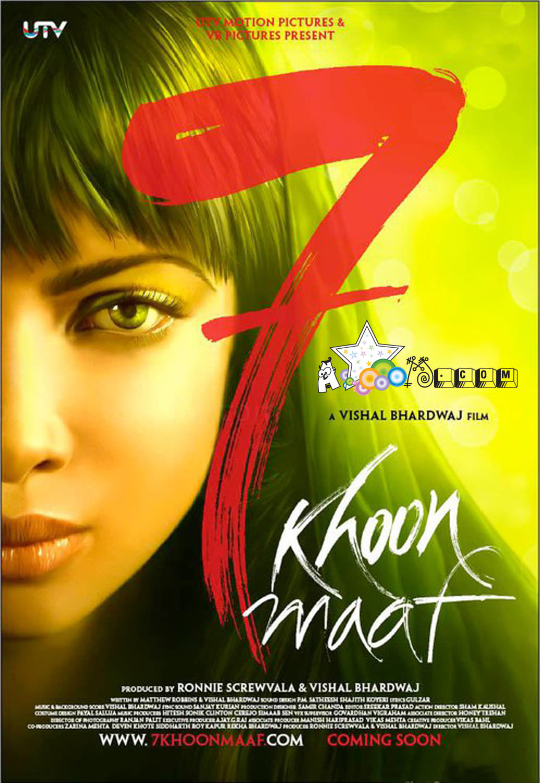 7 Khoon Maaf, 2011