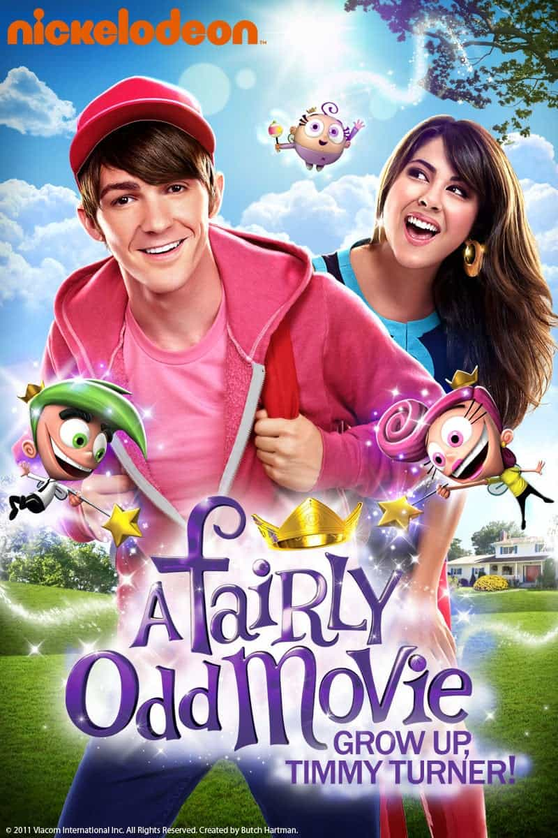 A Fairly Odd Movie: Grow Up, Timmy Turner!, 2011