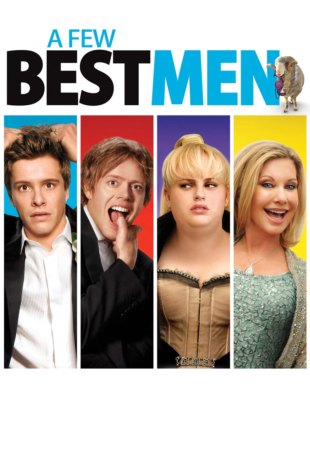A Few Best Men, 2011