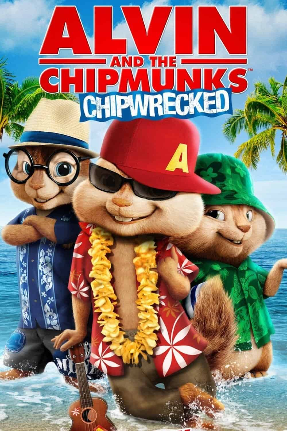 Alvin and the Chipmunks: Chipwrecked, 2011