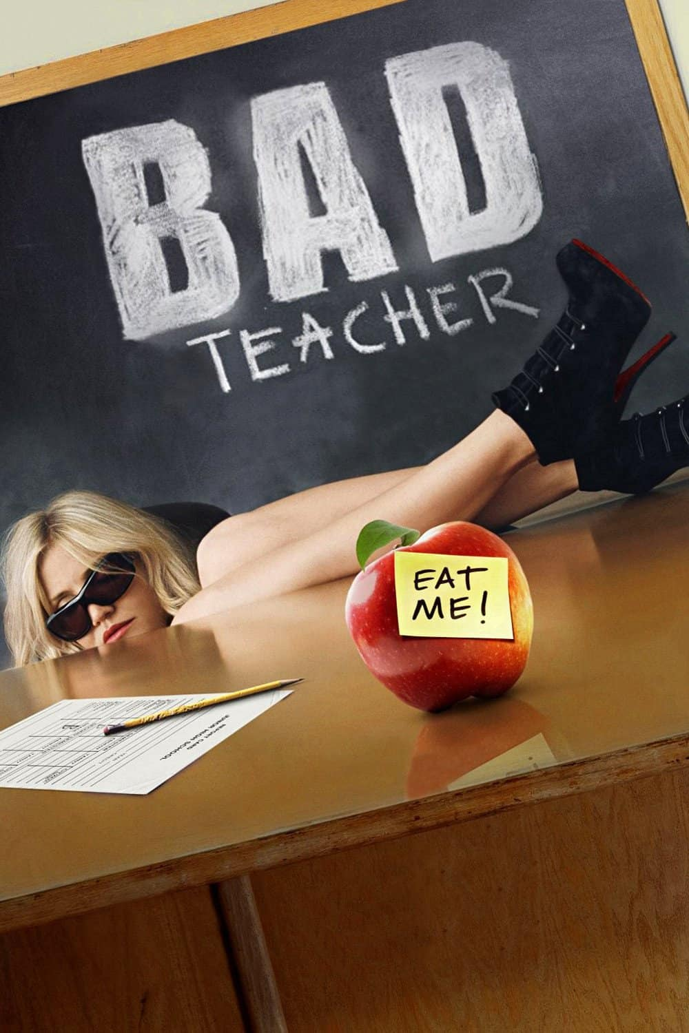 Bad Teacher, 2011