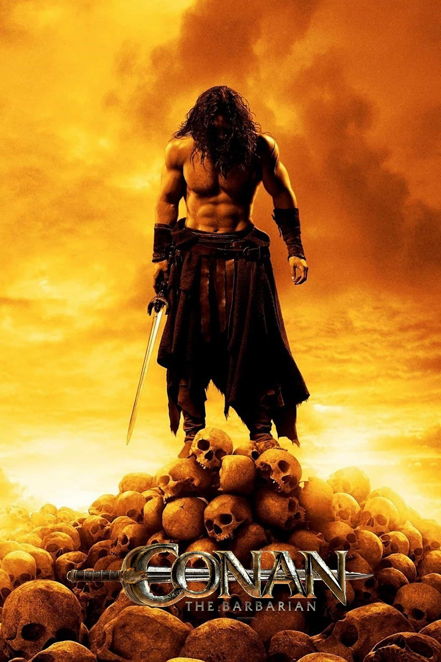 Conan the Barbarian, 2011