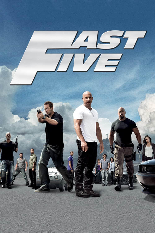 Fast Five, 2011
