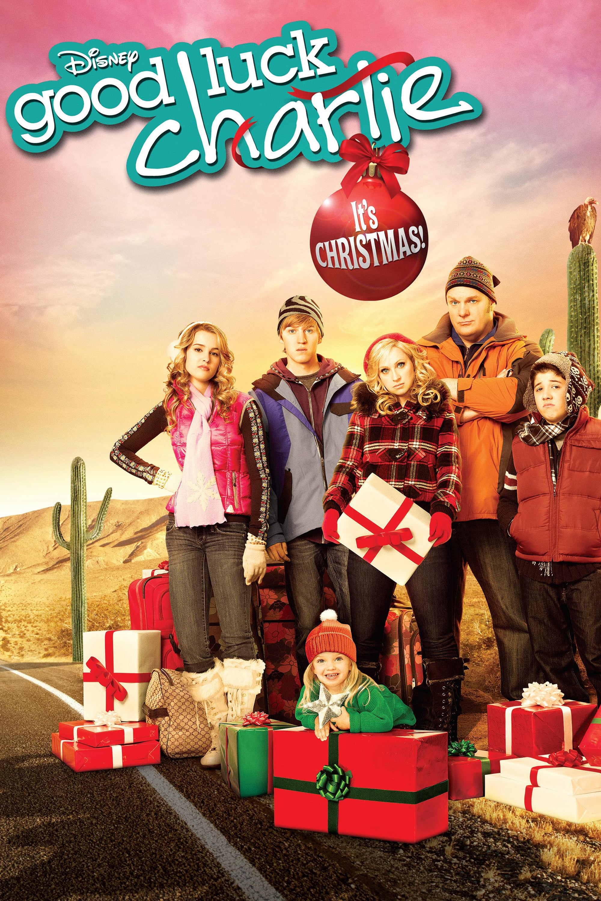 Good Luck Charlie: It's Christmas!, 2011