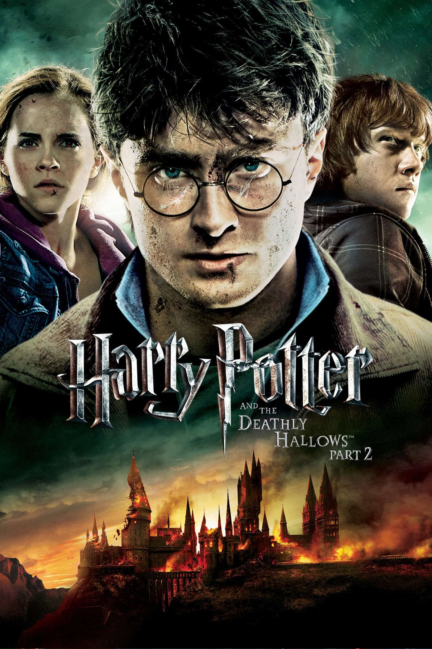 Harry Potter and the Deathly Hallows - Part 2, 2011