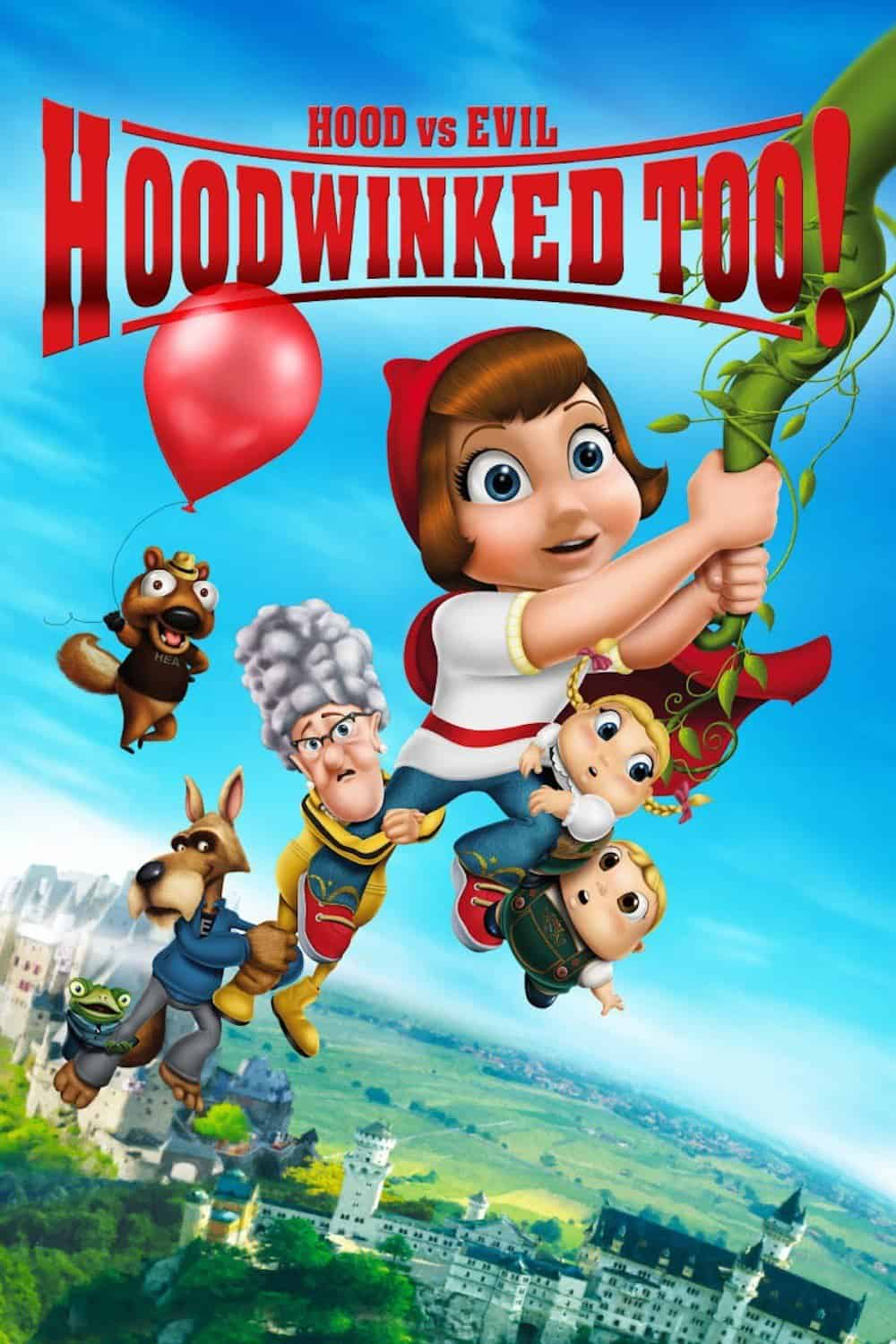 Hoodwinked Too! Hood vs. Evil, 2011