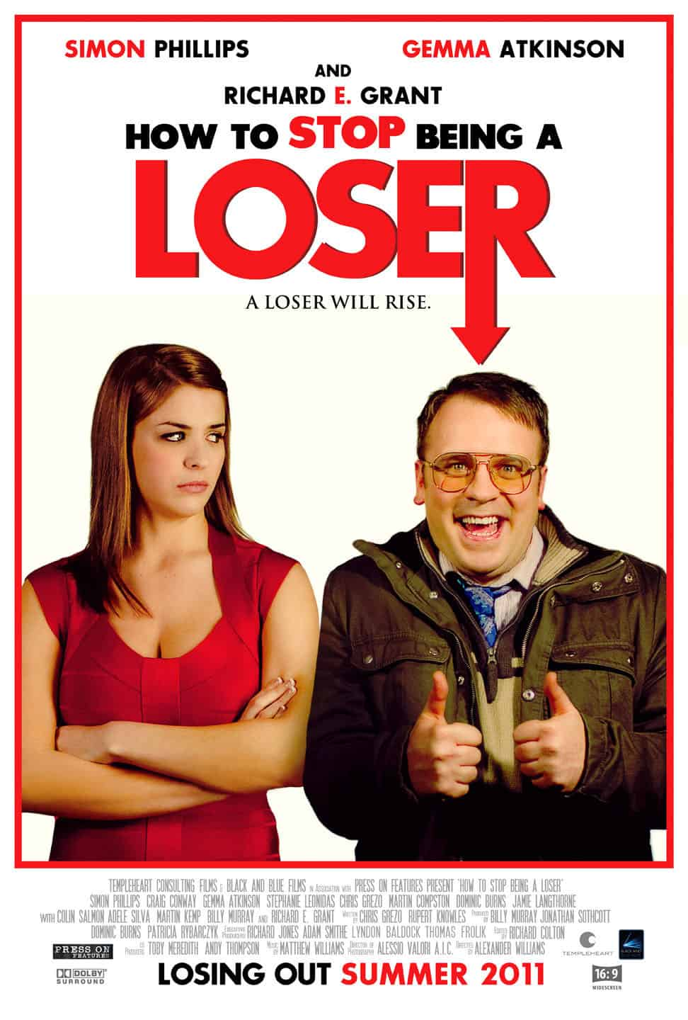 How to Stop Being a Loser, 2011