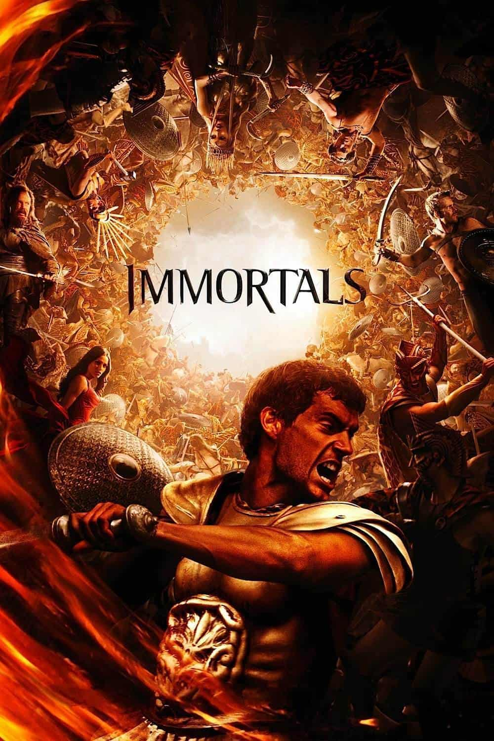 Immortals, 2011