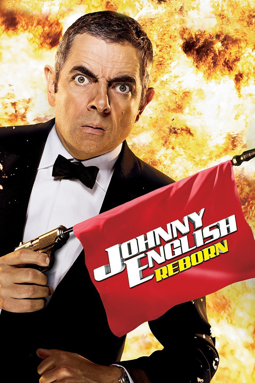 Johnny English Reborn, 2011