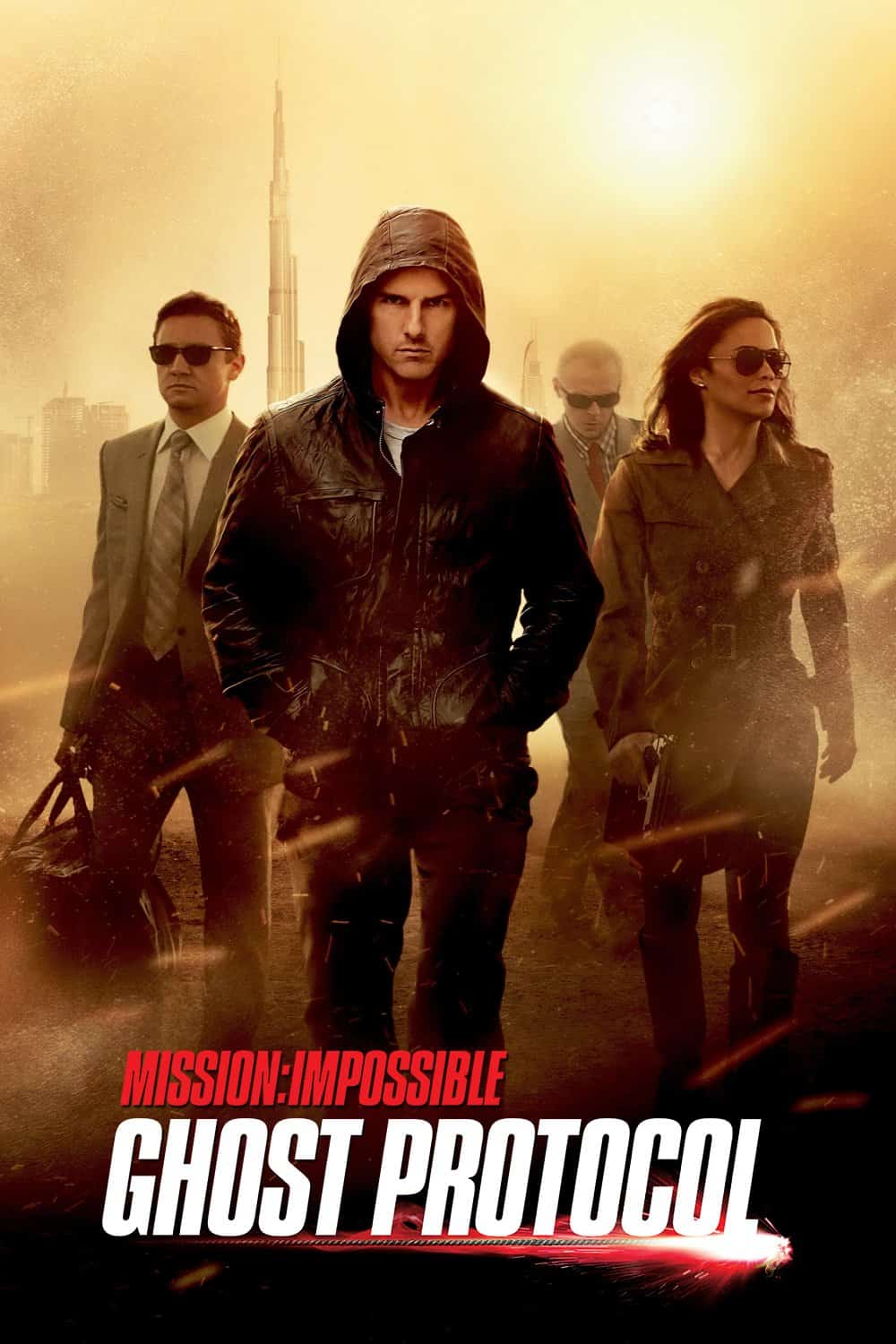Mission: Impossible - Ghost Protocol, 2011