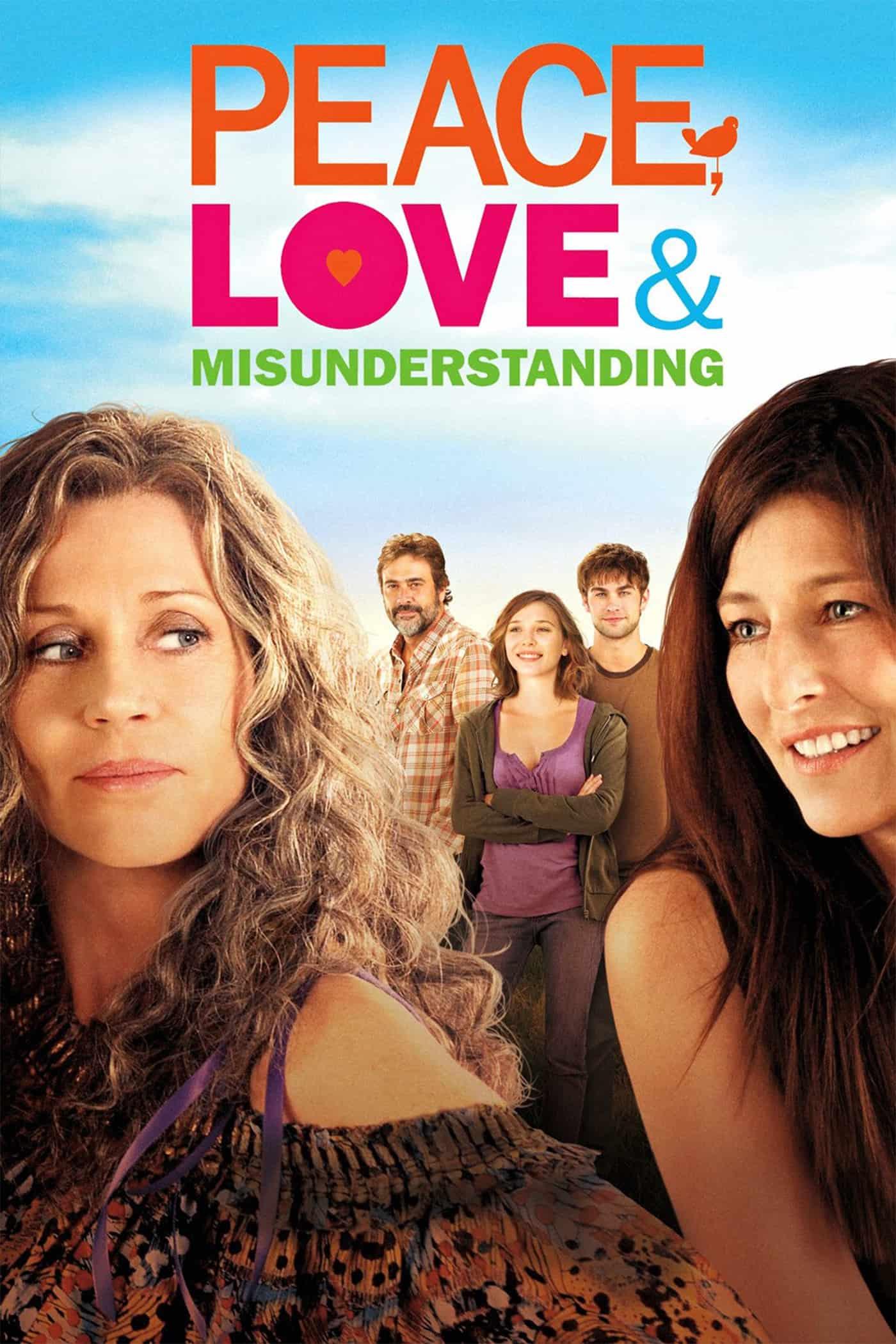 Peace, Love and Misunderstanding, 2011