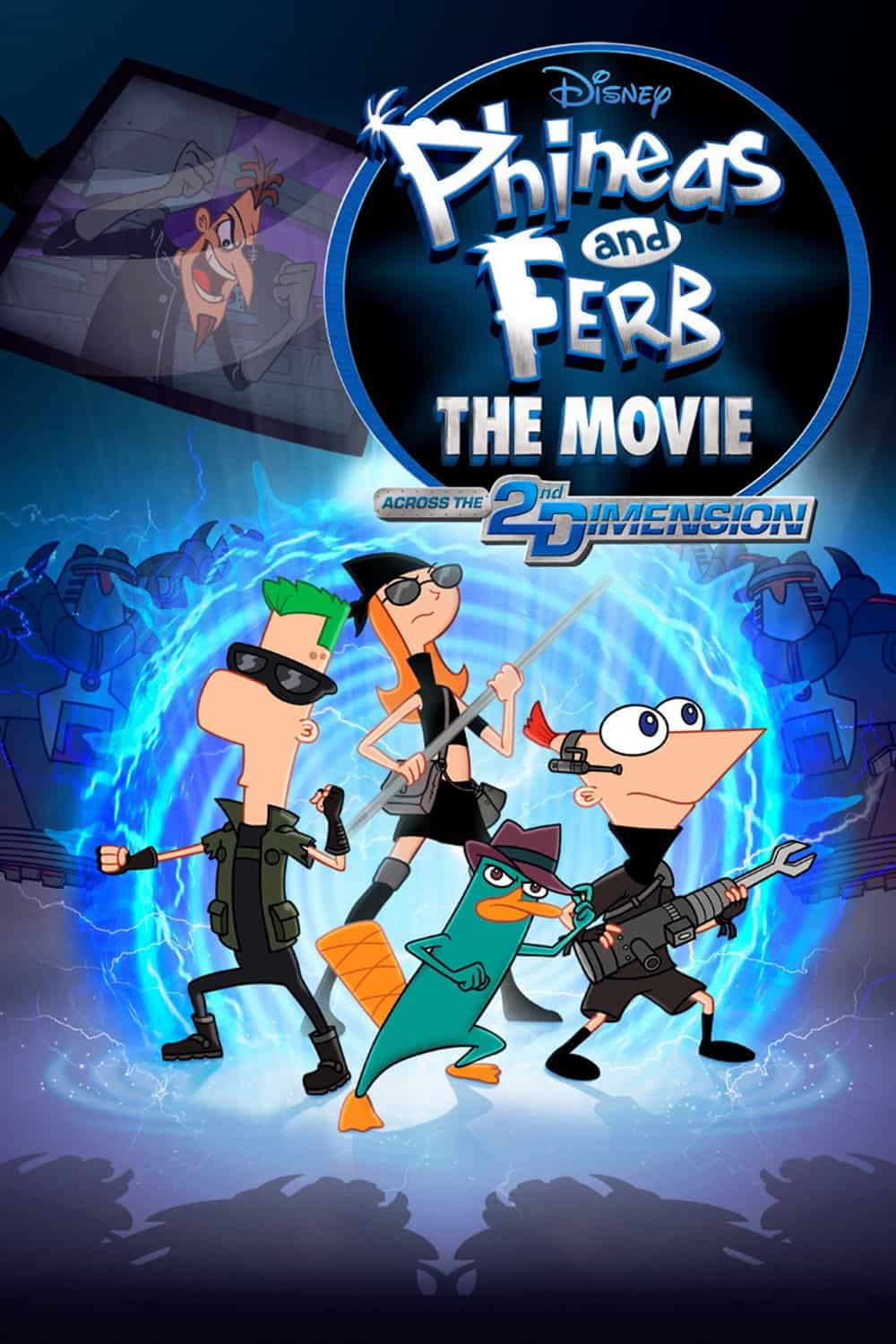 Phineas and Ferb the Movie: Across the 2nd Dimension, 2011