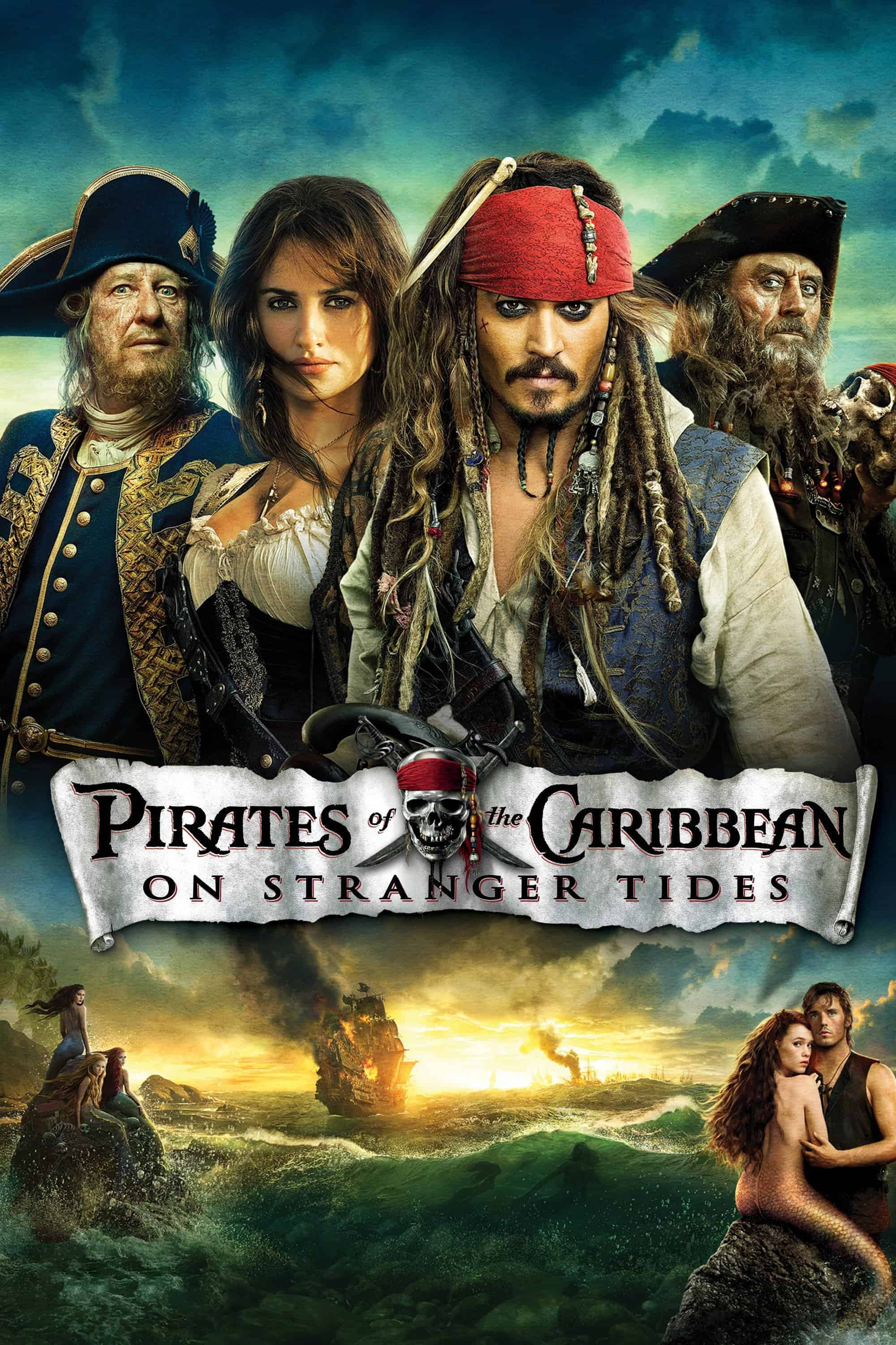 Pirates of the Caribbean: On Stranger Tides, 2011