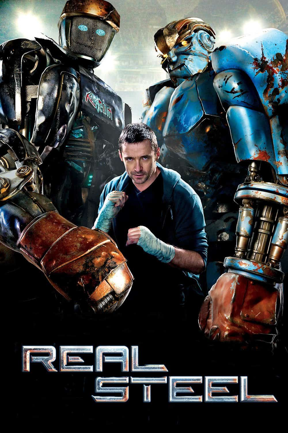 Real Steel, 2011