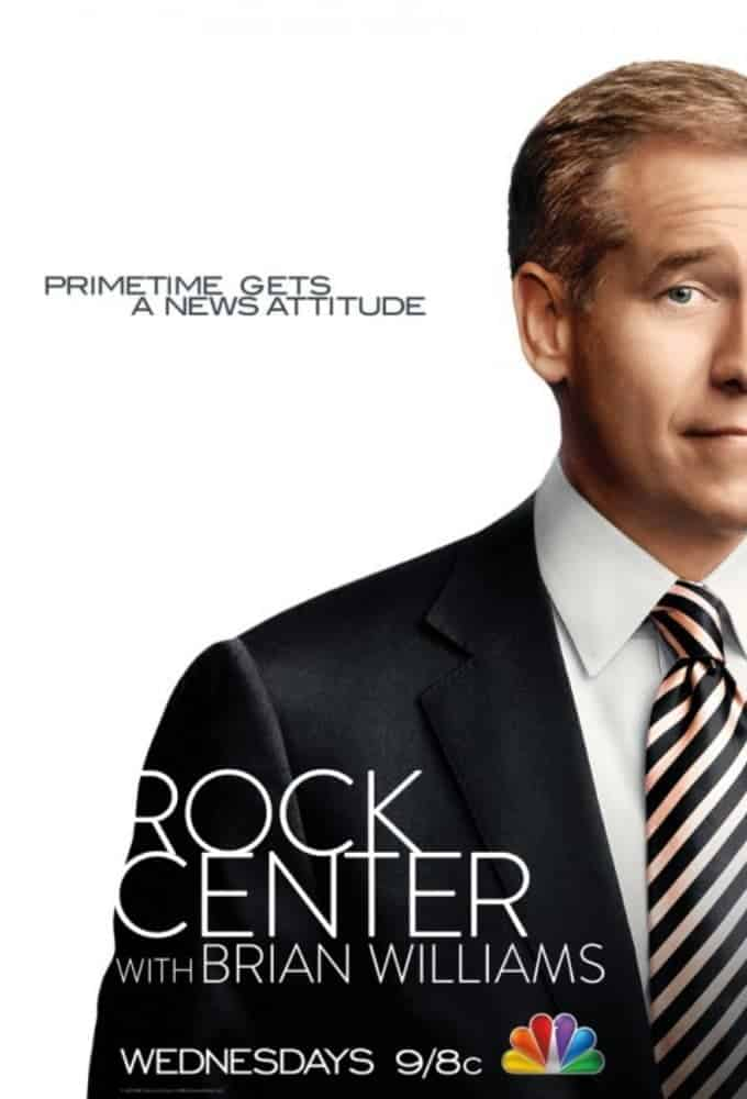 Rock Center with Brian Williams, 2011