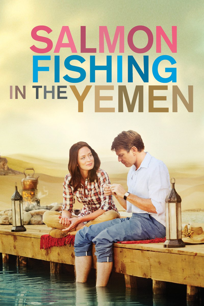 Salmon Fishing in the Yemen, 2011