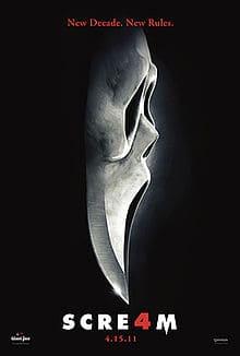 Scream 4, 2011