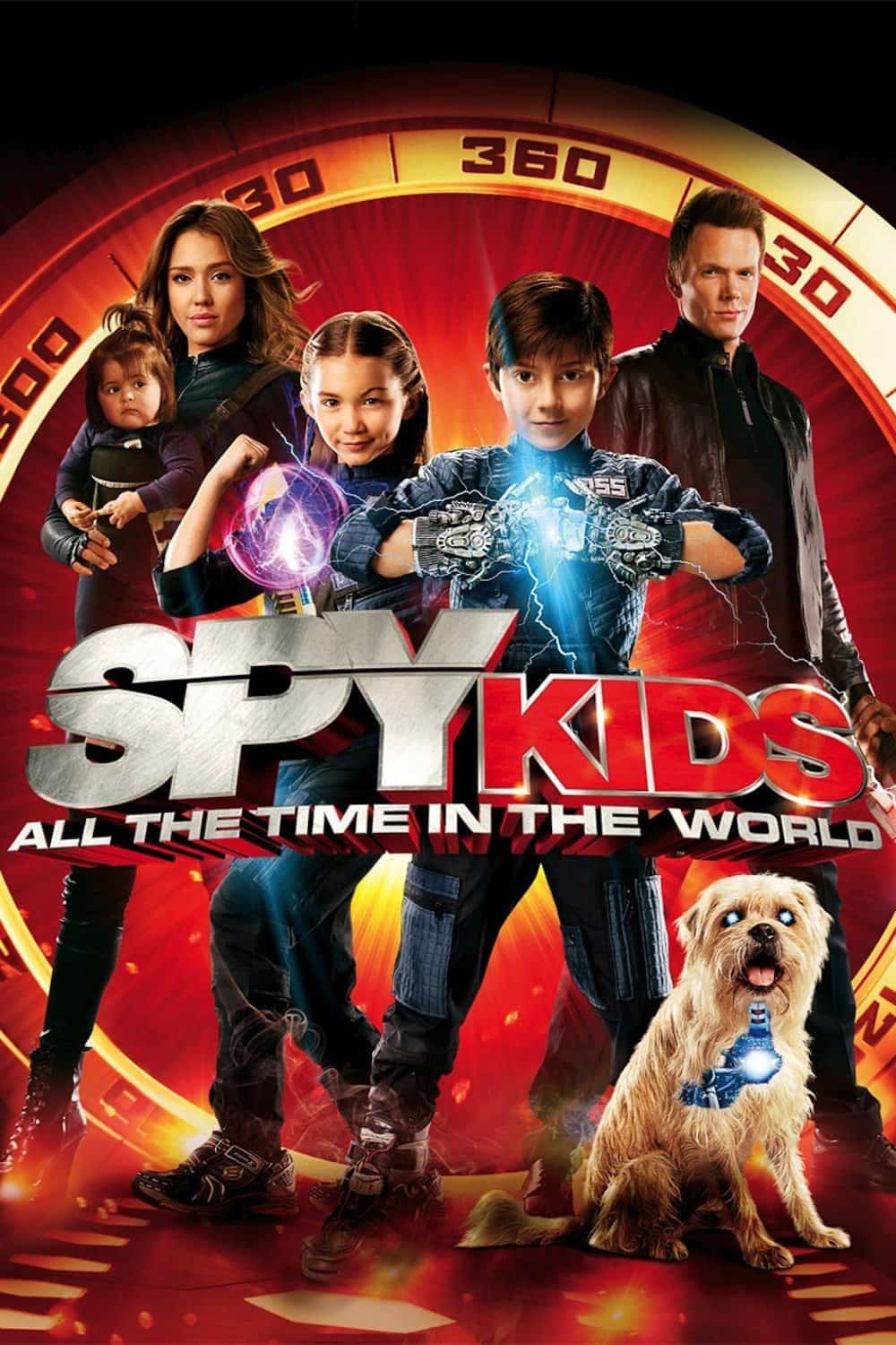 Spy Kids: All the Time in the World, 2011