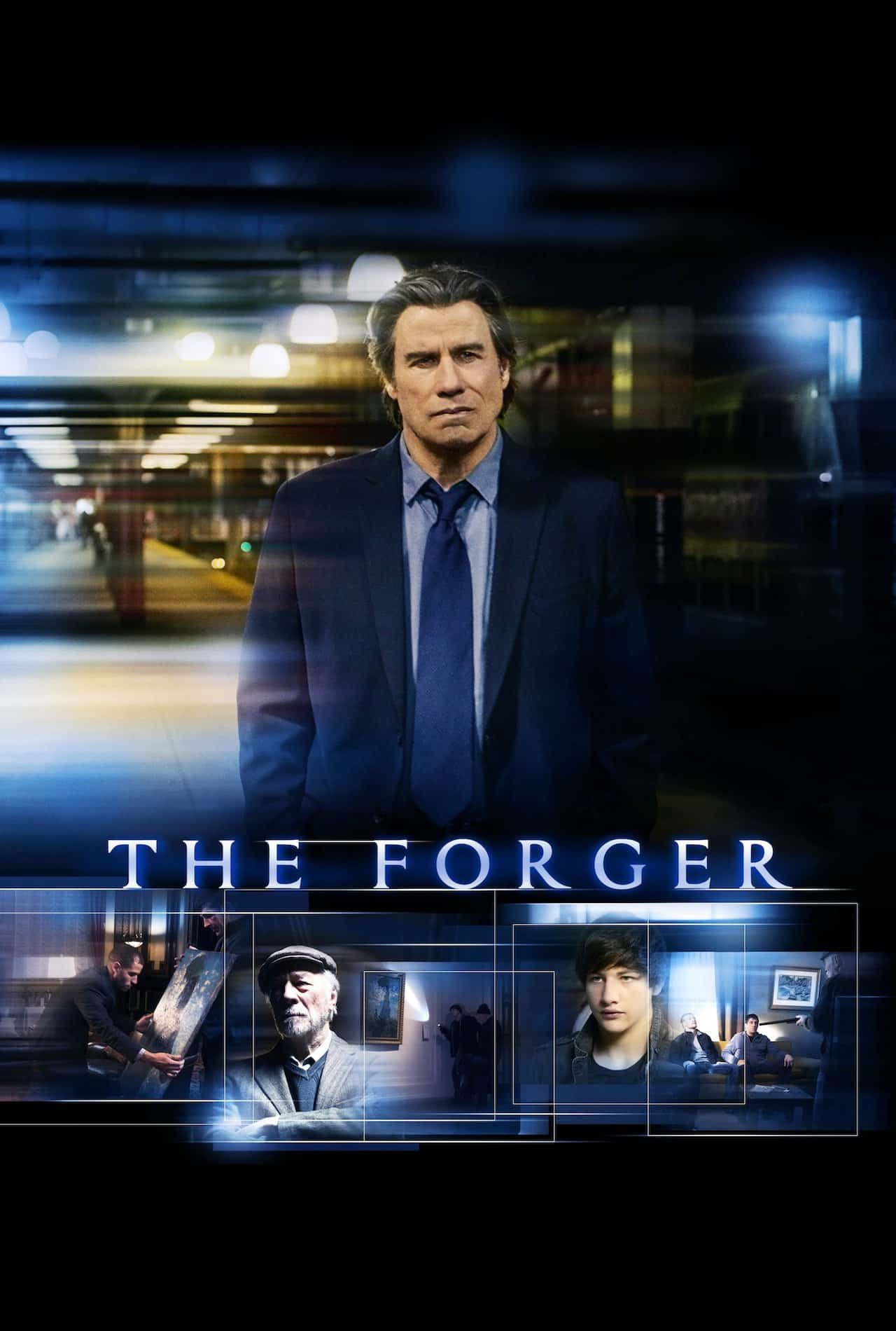 The Forger, 2011