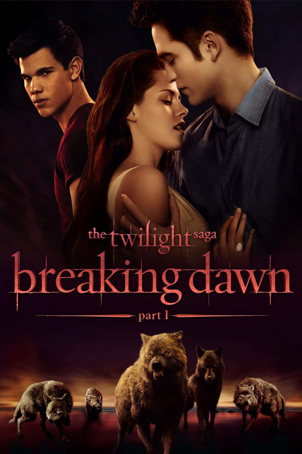 The Twilight Saga: Breaking Dawn - Part 1, 2011