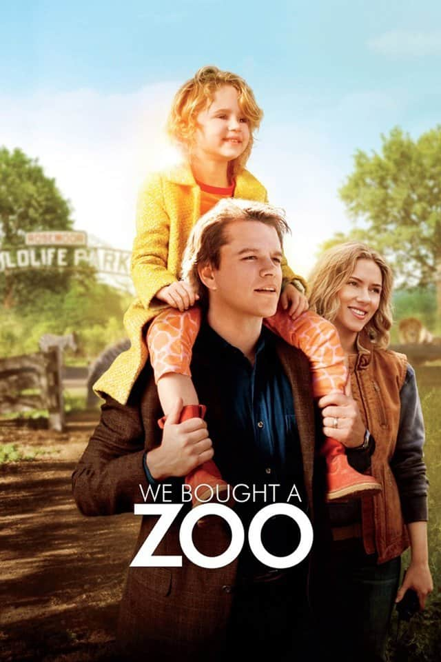 We Bought a Zoo, 2011