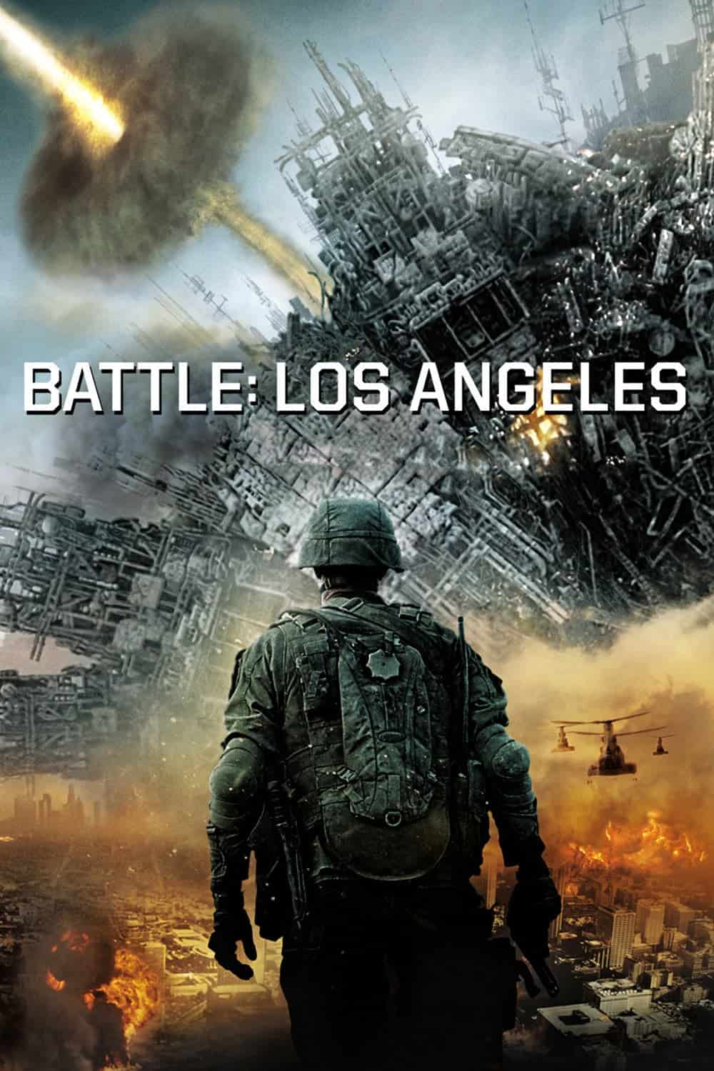 World Invasion: Battle Los Angeles, 2011