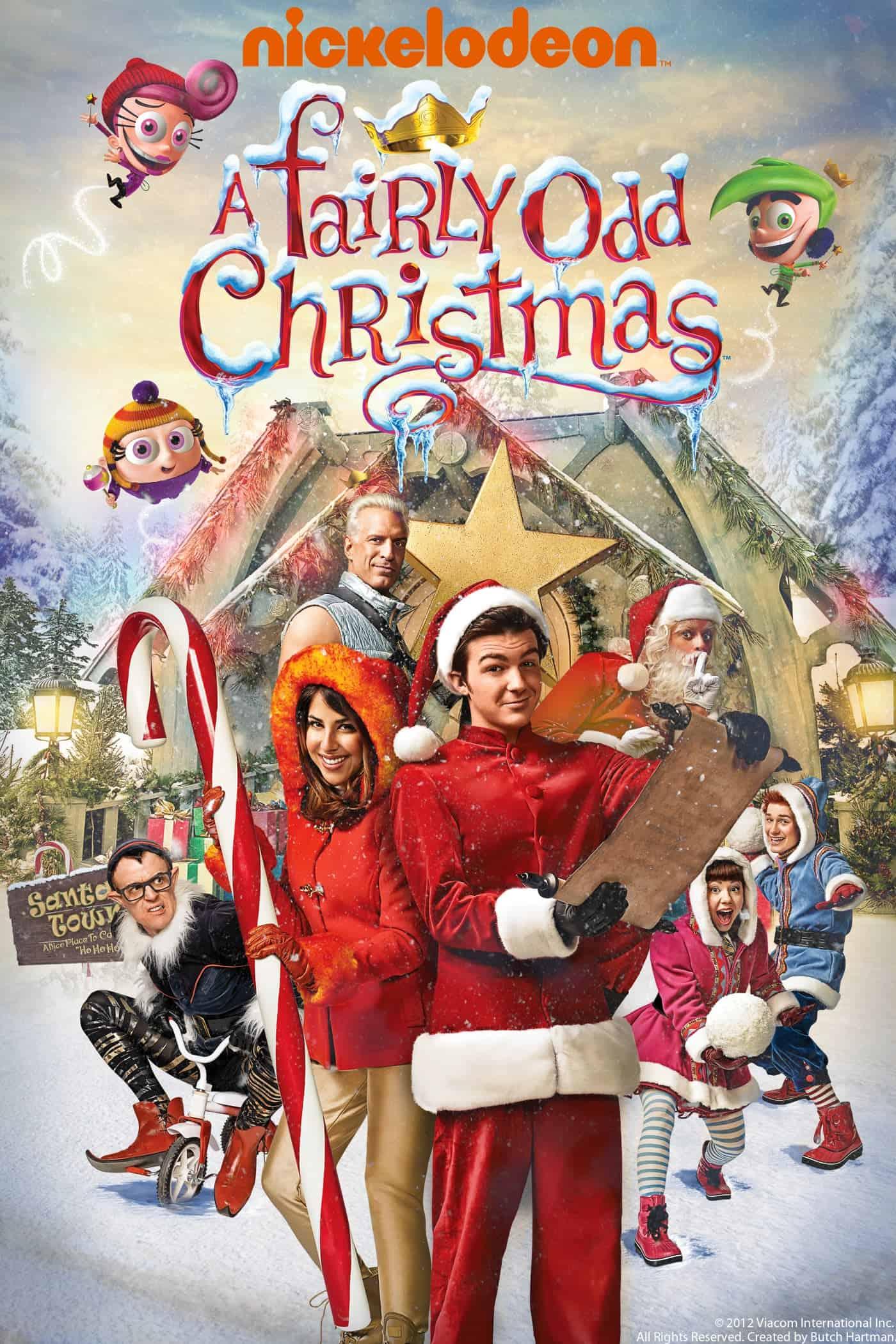 A Fairly Odd Christmas, 2012