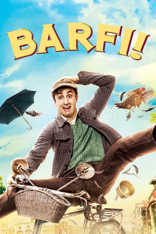 Barfi!, 2012